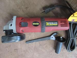 "Perles HSW-3115 41/2"" Angle Grinder, NEW IN BOX"