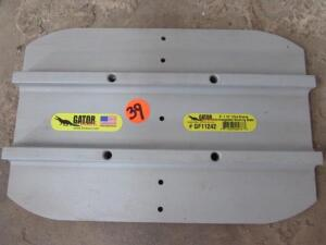 "Gator GF11242  8""x12"" Ultra Groove Interchangeable Grooving Blade"
