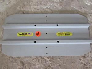 "Gator GF11244  8""x16"" Ultra Groove Interchangeable Grooving Blade"