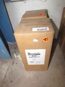 (2) Boxes VeraSafe Acid Replacement
