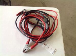 Set of heavy duty 20' jumper cables