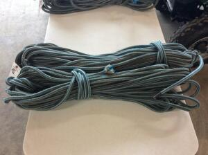 "Lot of 2 150' x 5/8"" climbing ropes"