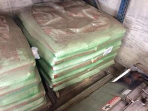 Skid of 49 bags Winter Melt salt 50lb.