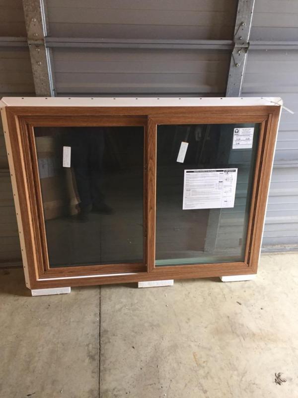 New Heartland Vinyl Replacement Window 5025 X 375 Glider