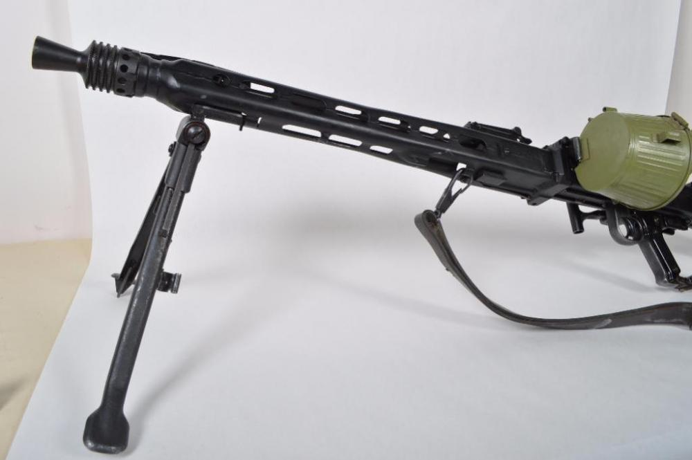 WWII German Model MG42 8mm or