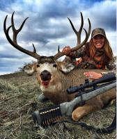 5 Day Wyoming Rifle Hunt w Jana Waller