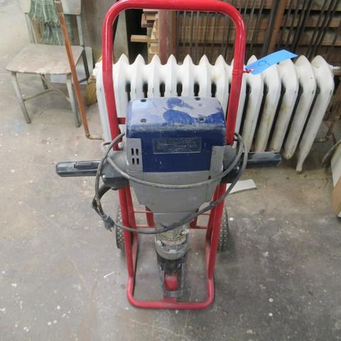 Lot 9chicago Electric Power Tools Jackhammer