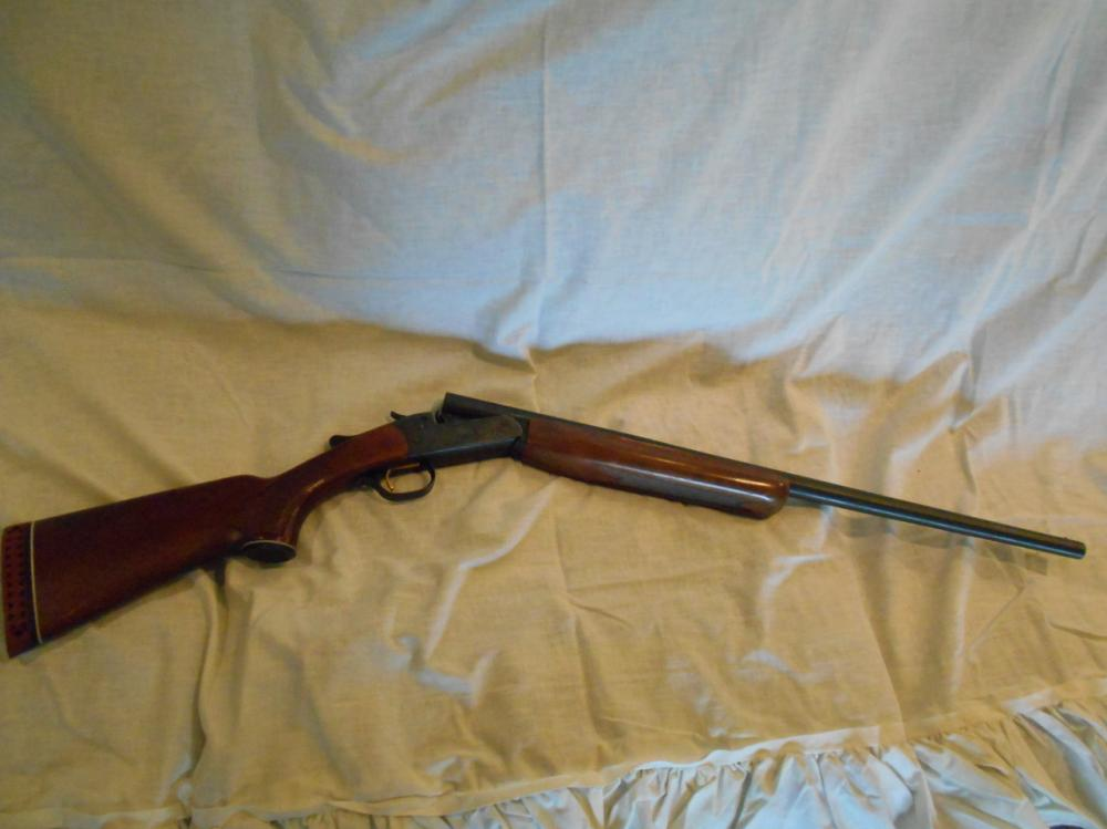 Winchester Model 37A Youth Single Shot 20 Gauge Shotgun 2 3 4
