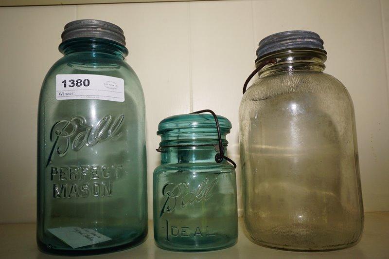 ball perfect mason jar value