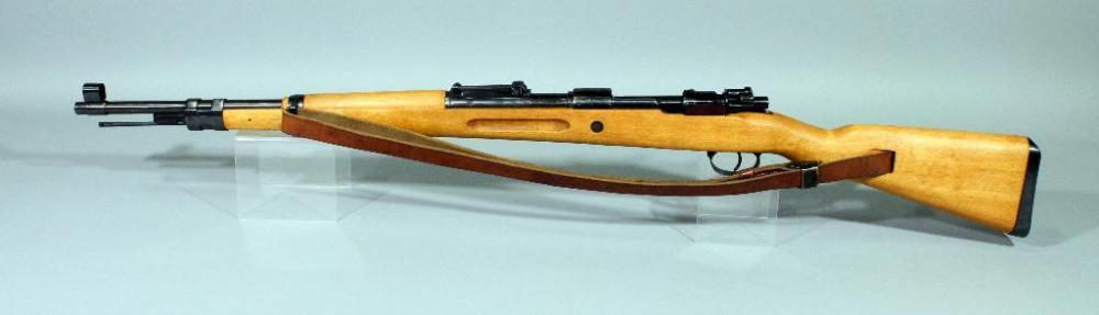 1940 WWII German K98 660 Code Steyr Mauser Bolt-Action Rifle