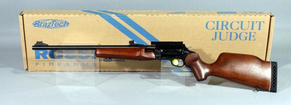 Taurus Rossi Circuit Judge Shotgun / Rifle,  45 LC /  410