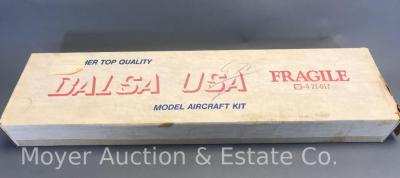 Balsa USA Enforcer RC Model Airplane Kit