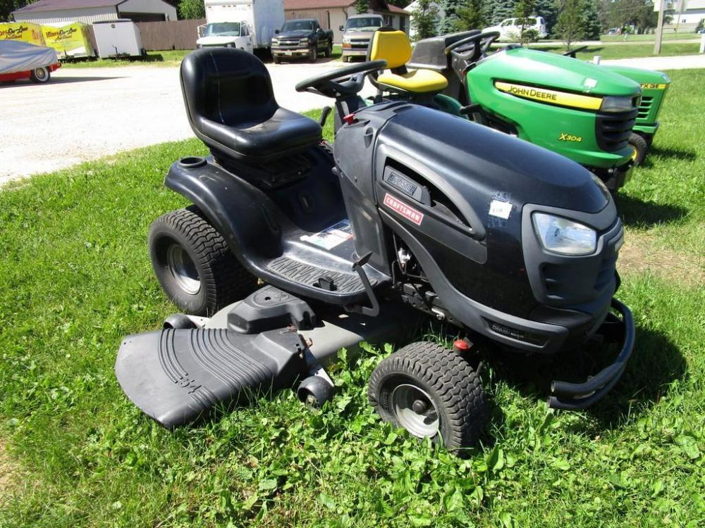 Craftsman YT4500 Riding Mower