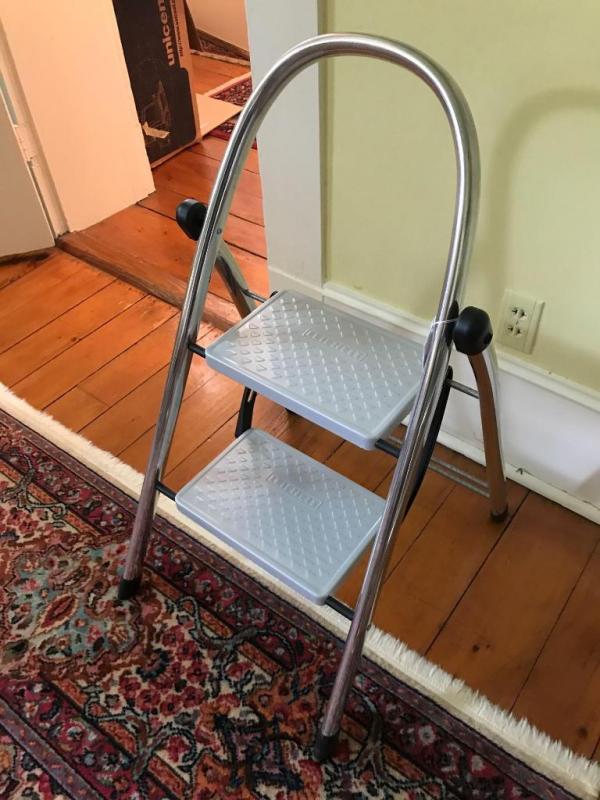 Pleasant Leifheit Step Stool Cjindustries Chair Design For Home Cjindustriesco
