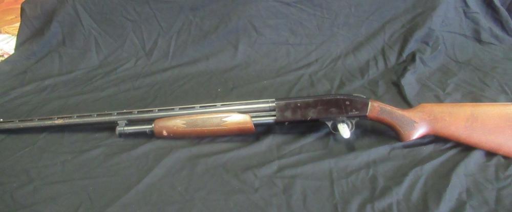 6 Gauge Shotgun