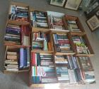 HUGE book lot! Multiple subjects and authors, most in excellent condition