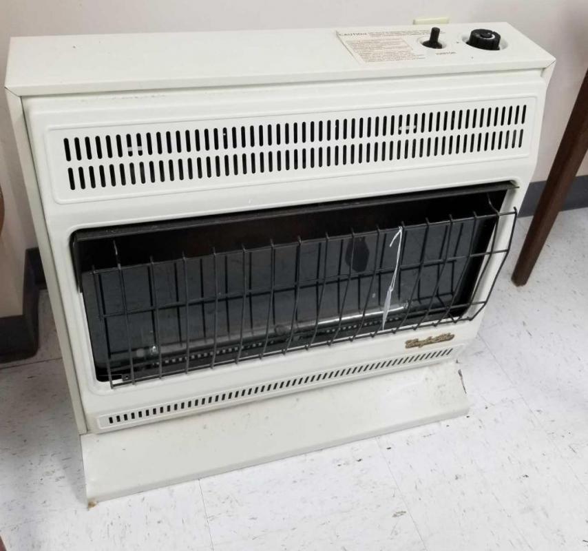 Desa International Comfort Glow Gas Floor Heater