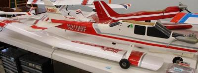 Hobbico Nexstar RC gas airplane