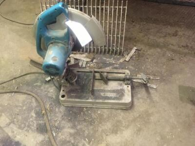 "Makita 14"" Chop Saw"